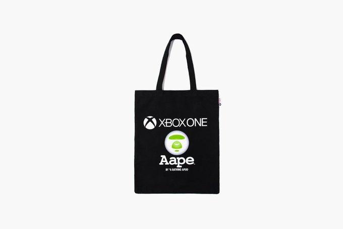 Aape by Bape и Micrososft представили камуфлированный Xbox One. Изображение № 4.