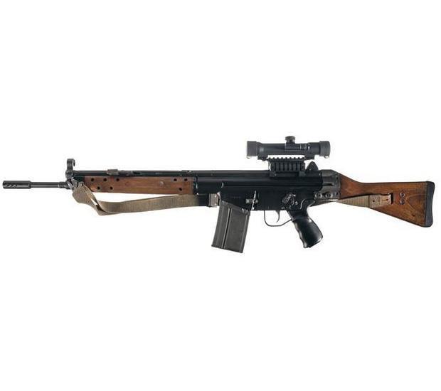 Винтовка Century Arms калибра .308. Изображение № 7.