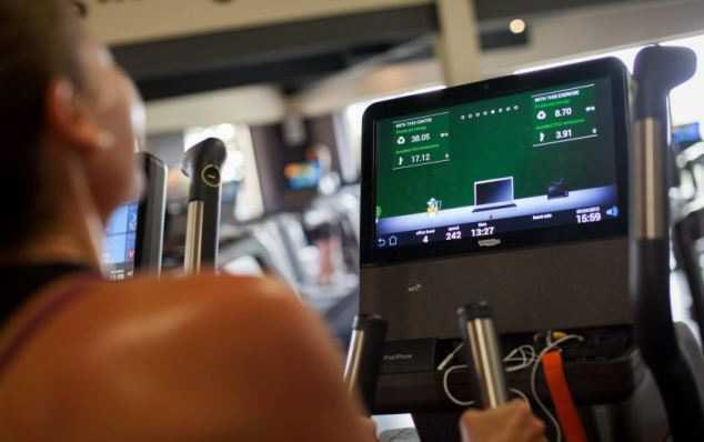 5 спортивных тренажёров, вырабатывающих электричество. Изображение № 1.