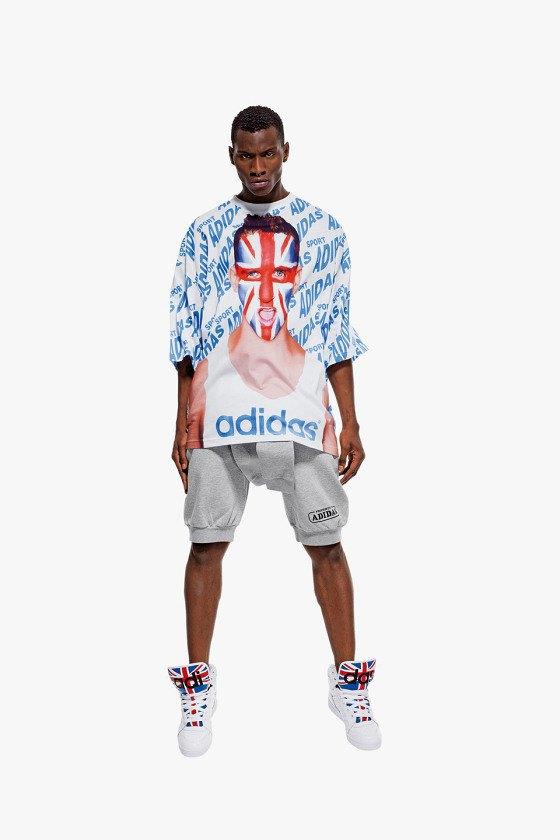 Adidas Originals и Джереми Скотт выпустили лукбук новой коллекции. Изображение № 20.