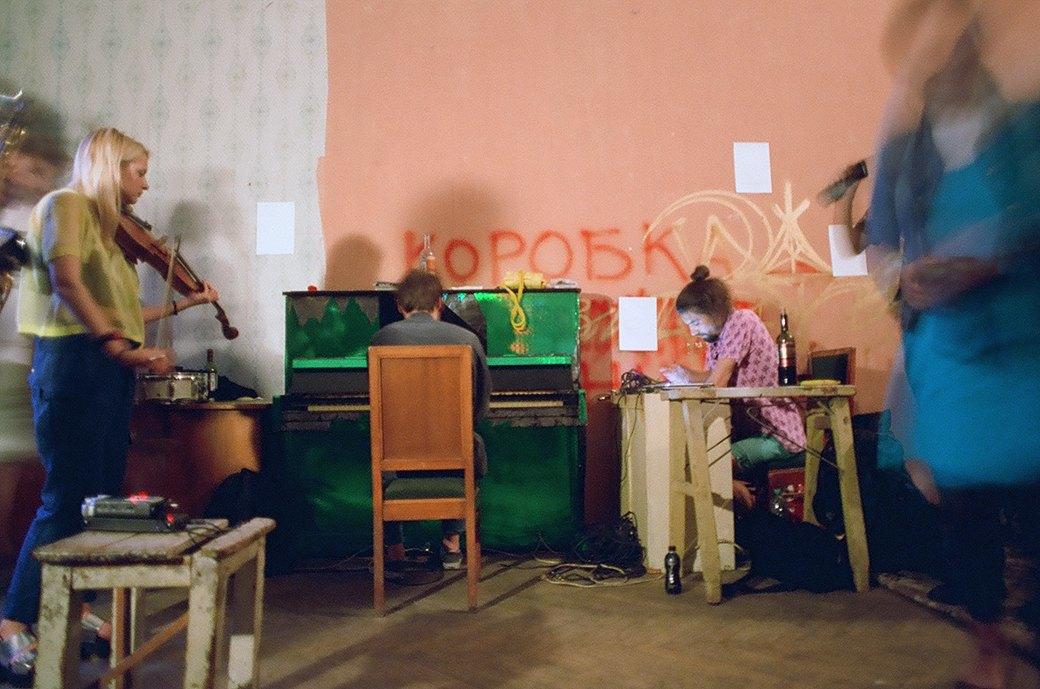 «Еще не открывшееся пространство»: Новая культурная площадка в центре Москвы. Изображение № 7.
