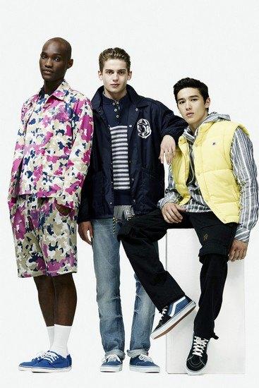 Марка Billionaire Boys Club опубликовала лукбук весенней коллекции одежды. Изображение № 1.