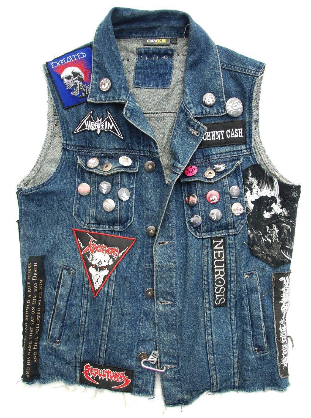 Цельнометаллическая оболочка: Путеводитель по курткам металлистов в формате фоторепортажа. Изображение № 28.