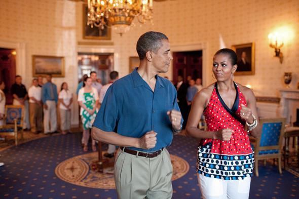 Наглядный пример: Барак Обама. Изображение № 11.