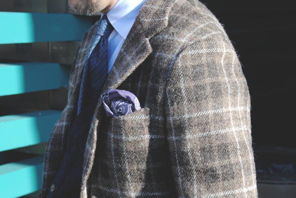 Детали: Репортаж с выставки мужской одежды Pitti Uomo. День первый. Изображение № 67.