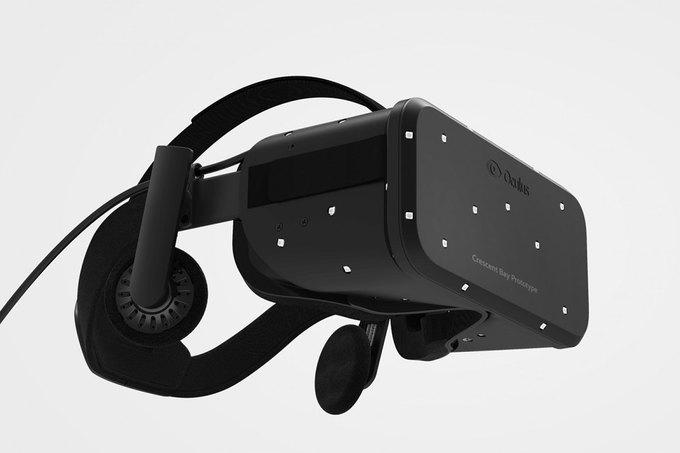 Oculus показали новый прототип шлема виртуальной реальности. Изображение № 2.