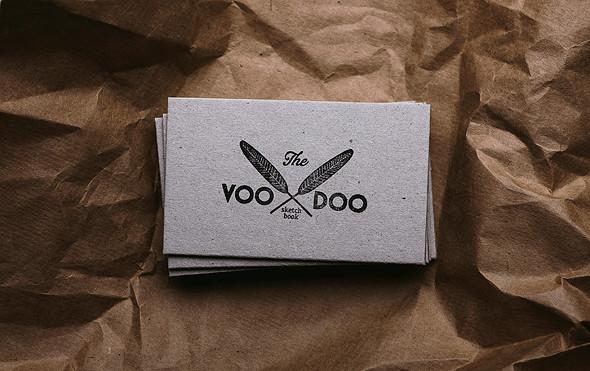 Продукция марки Voodoo Books. Изображение № 6.