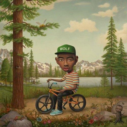 Новый альбом Tyler, The Creator выложен в сеть. Изображение № 1.