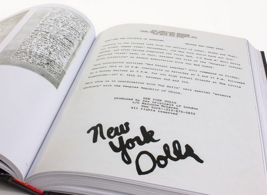 Вышла книга «Punk: An Aesthetic», посвященная визуальной составляющей панк-культуры. Изображение № 3.