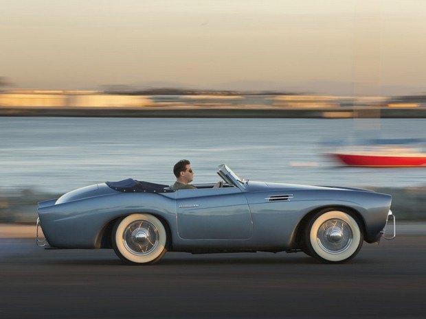 Редкий испанский спорткар Pegaso Z-102 1954 года выставлен на аукцион. Изображение № 6.