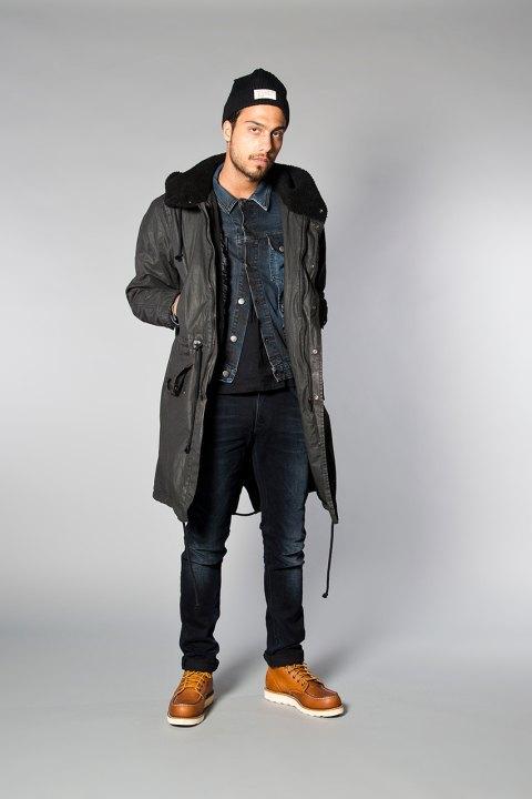 Марка Nudie Jeans опубликовала новую капсульную коллекцию одежды. Изображение № 2.