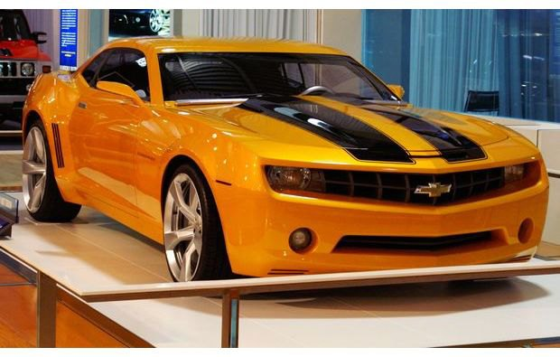 Chevrolet Camaro 2006 года. Изображение № 5.