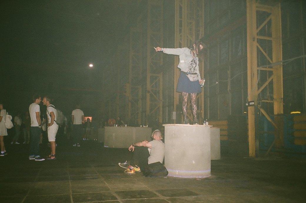 Фоторепортаж: Фестиваль Outline на Карачаровском механическом заводе. Изображение № 25.