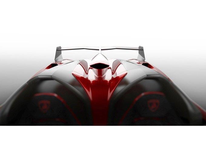 Lamborghini представили новый родстер Veneno. Изображение № 7.