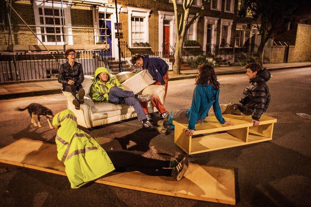Гид по лондонским сквотам в фотопроекте Коринны Кёрн. Изображение № 32.