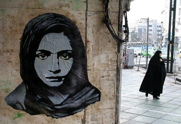 Гид по граффити в странах третьего мира. Изображение № 3.