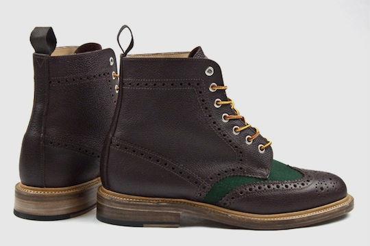 Коллекция обуви Марка МакНейри и магазина Standard. Изображение № 12.