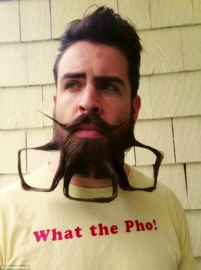Американец с бородой невероятной формы покоряет блогосферу. Изображение № 8.
