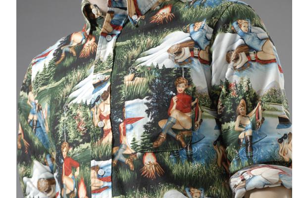 Американская марка Gitman Bros. выпустила линейку рубашек к будущей осени. Изображение № 4.