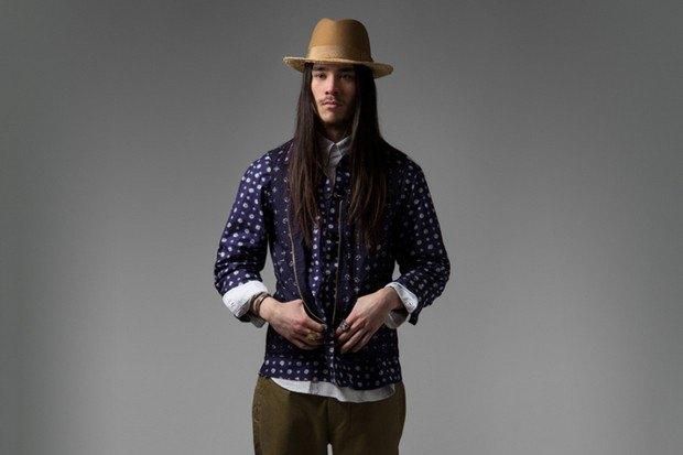 Марка Garbstore опубликовала лукбук весенней коллекции одежды. Изображение № 12.