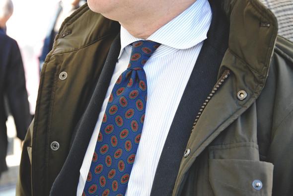 Детали: Репортаж с выставки мужской одежды Pitti Uomo. День первый. Изображение № 17.