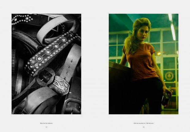 Марка Levi's Vintage Clothing выпустила лукбук осенней коллекции одежды. Изображение № 15.