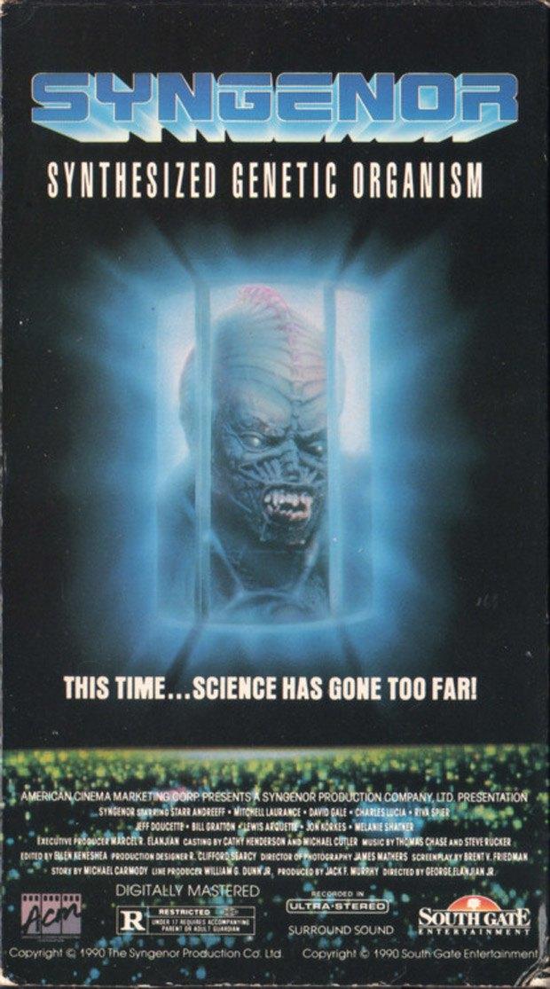 VHS Cover Junkie: Tumblr-блог коллекционера обложек видеокассет . Изображение № 40.