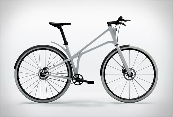 Велофирма CYLO представила новый городской байк. Изображение № 3.