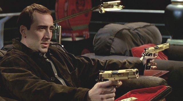 Пистолет кольт в истории американской армии, кино и масс-медиа. Изображение № 22.