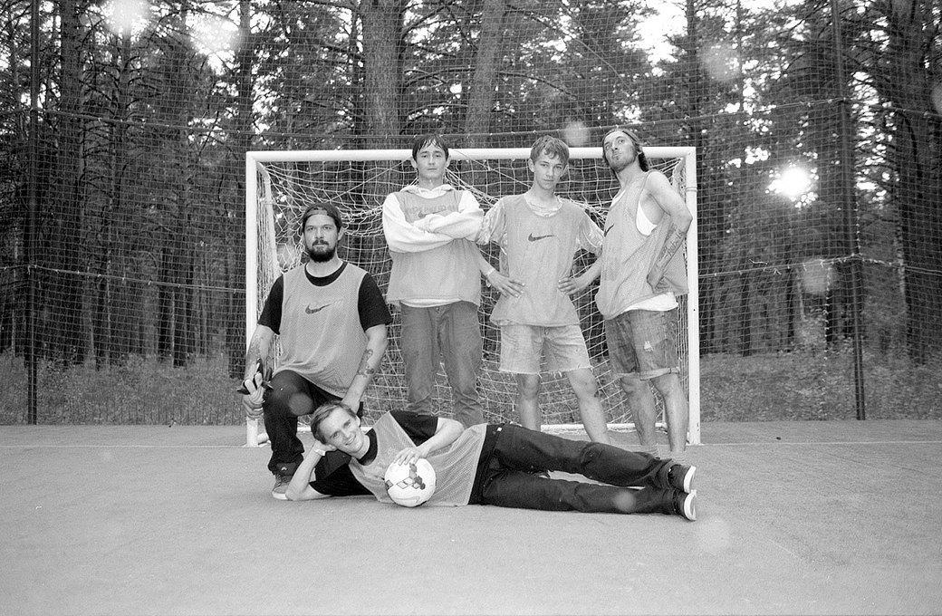 Фотоблог скейтера: Алексей Лапин о скейт-лагере в Сибири. Изображение № 5.