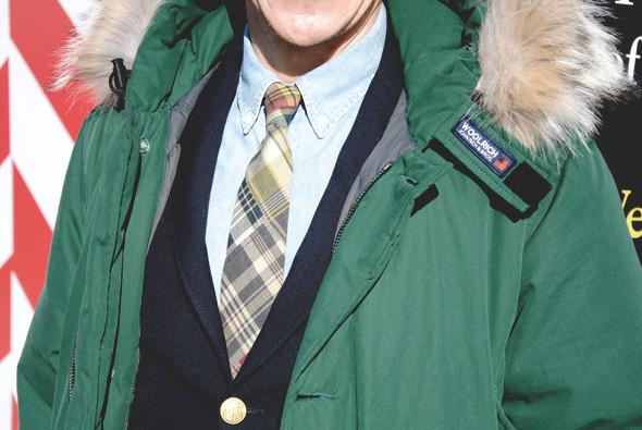 Детали: Репортаж с выставки мужской одежды Pitti Uomo. День первый. Изображение № 9.