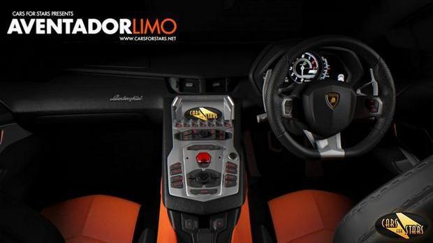 Британская компания построит лимузин на базе суперкара Lamborghini Aventador. Изображение № 4.