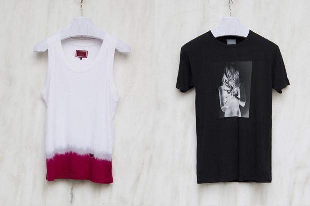 Американская марка Freshjive выпустила вторую часть весенней коллекции одежды. Изображение № 13.