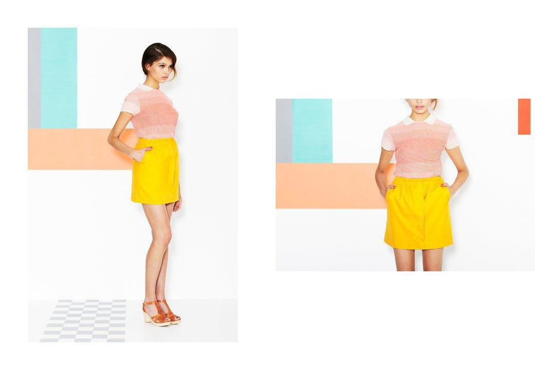 Магазин Kixbox выпустил лукбук весенней коллекции одежды. Изображение № 9.