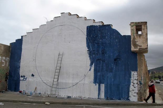 Уличный художник Blu представил новую работу в Марокко. Изображение № 3.