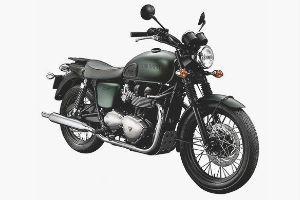 Марка Triumph выпустила мотоцикл к своему юбилею. Изображение №4.
