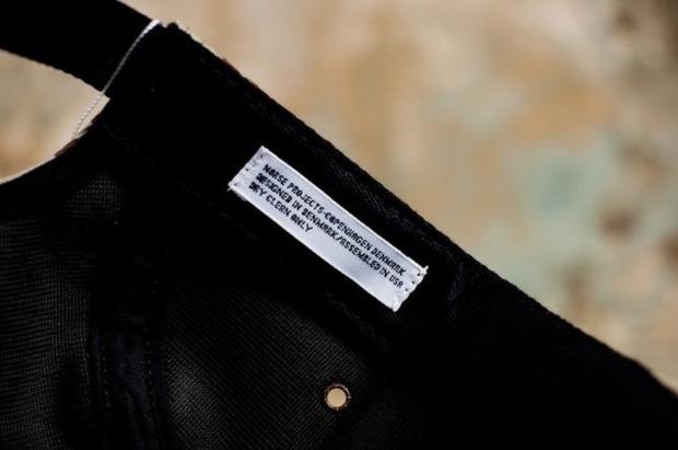 Датская марка Norse Projects представила новую коллекцию кепок. Изображение № 18.