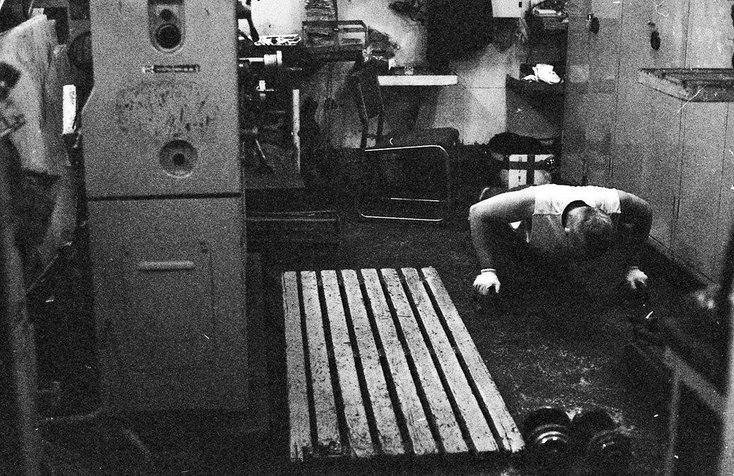 Как я бросил всё ради работы на морском судне. Изображение № 45.