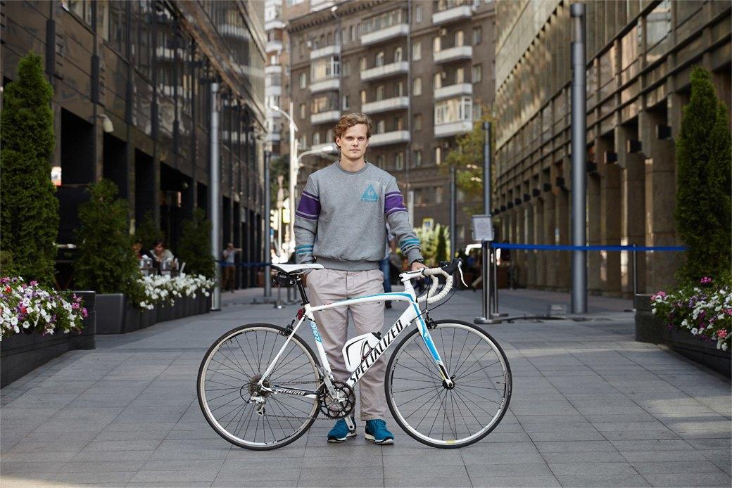 Байкчек: Кто ездит на спортивных велосипедах в Москве. Изображение № 1.