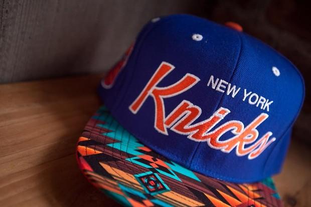 Genesis Project совместно с Pendleton выпустили коллекцию кепок с символикой команд НБА. Изображение № 8.