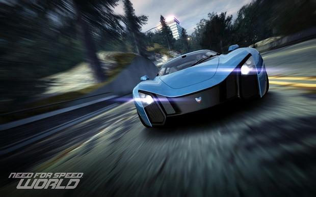 Российский спорткар Marussia B2 появится в игре Need for Speed World. Изображение № 5.