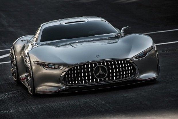 В США воплотят в жизнь суперкар Mercedes-Benz AMG Vision из игры Gran Turismo. Изображение № 2.