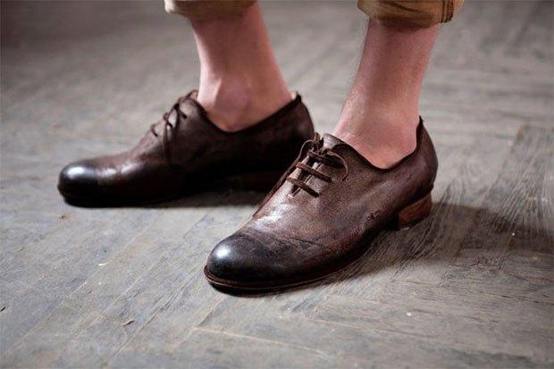 Новая марка: Кожаная обувь Ali Saulidi. Изображение № 12.