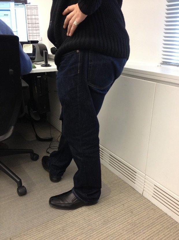 Jeans and Sheuxsss: Еженедельные обзоры худших сочетаний обуви и джинсов. Изображение № 11.