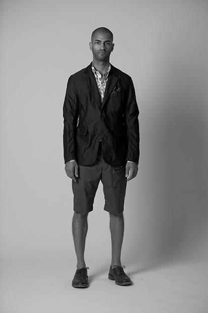 Марка Engineered Garments представила новую коллекцию на весну будущего года. Изображение № 16.