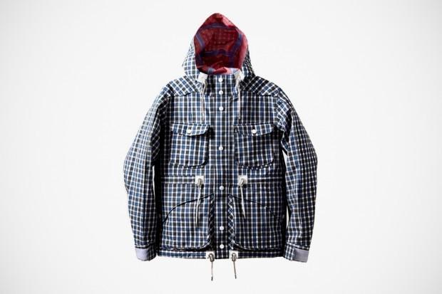 Японская марка White Mountaineering совместно с журналом Eyescream выпустила новую коллекцию одежды. Изображение № 1.