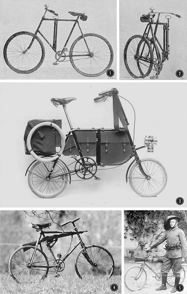 Велосложение: Путеводитель по складным велосипедам —зачем они нужны и как их найти. Изображение № 20.