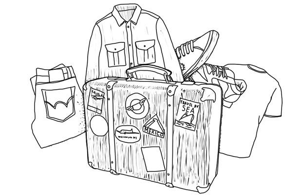 Как правильно собирать багаж. Изображение № 2.