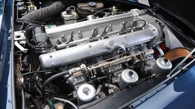 Aston Martin DB5 Пола Маккартни продали на аукционе за полмиллиона долларов . Изображение № 8.