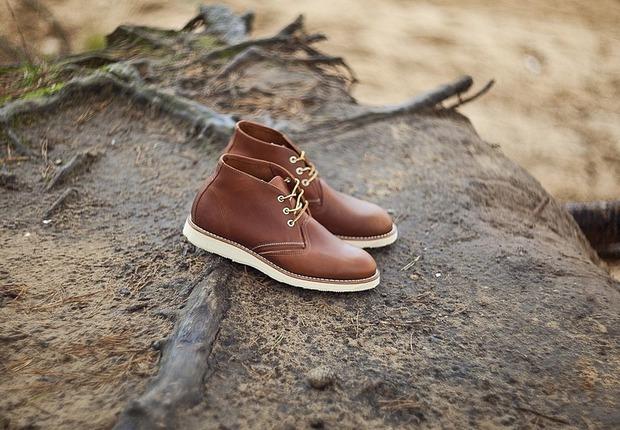 Магазин Brandshop опубликовал лукбук обувной марки Red Wing. Изображение № 8.